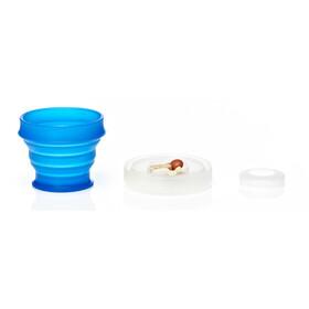 humangear GoCup Small Travel Accessorie 118 ml blue